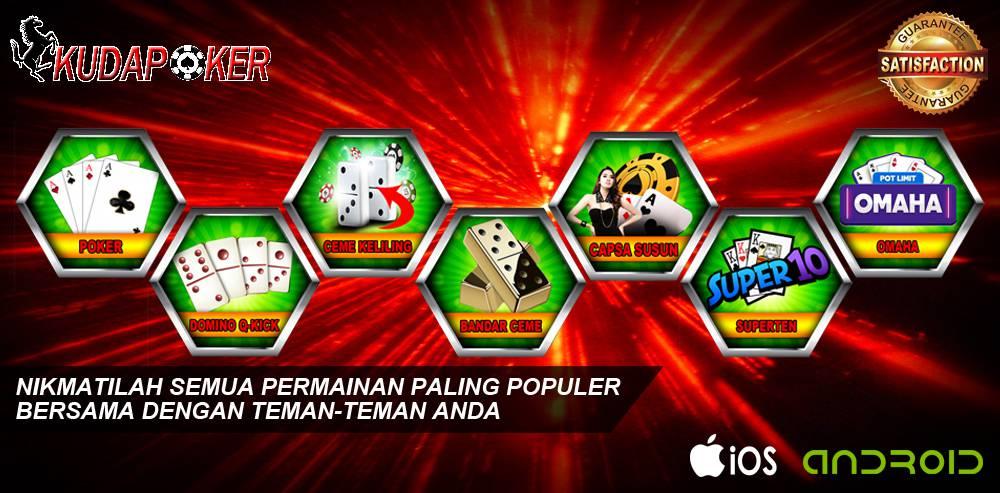 Beruntung Menjadi Member Di Situs Idn Poker Terpercaya Kudapoker