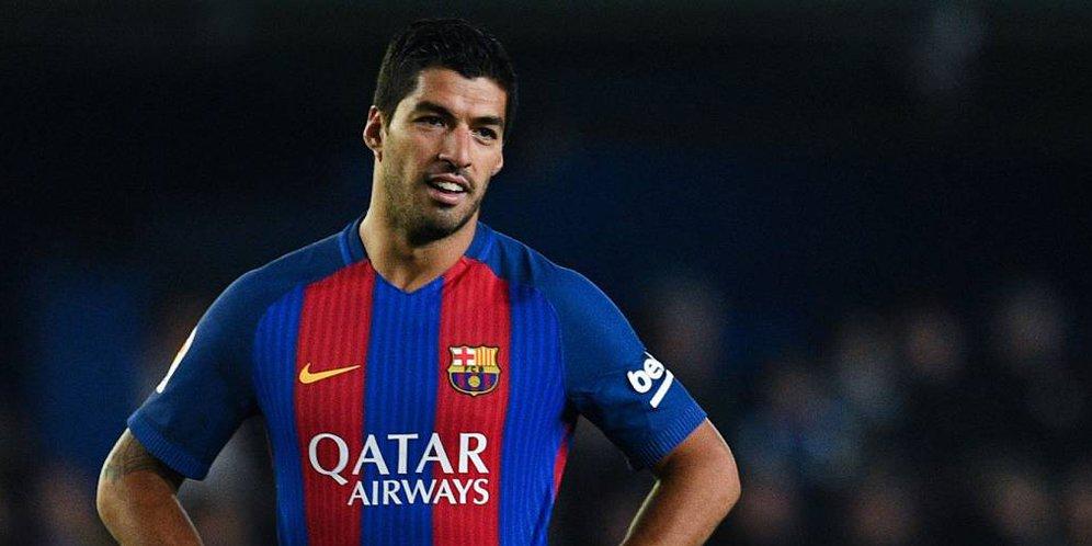 Luis Suarez Sebal Dikatakan Tua Oleh Barcelona